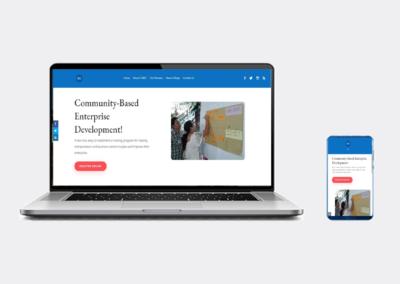 Community-Based Enterprise Development