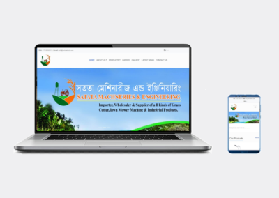 Sotota Machinaries Corporate Site